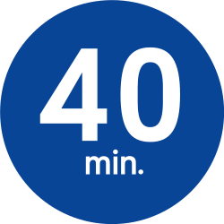 Traffic sign of Philippines: Driving faster than indicated mandatory (minimum speed)