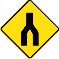 Traffic sign of Australia: