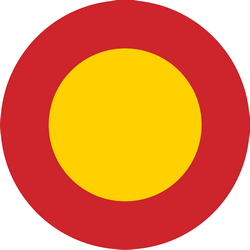 Traffic sign of Sweden: Entry prohibited