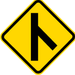 Traffic sign of Brazil: